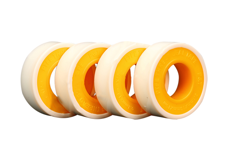 12mm 100% Plastic PTFE Waterproof Thread Seal Tape