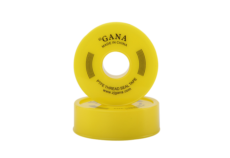 12MM  YELLOW PTFE Tape